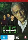CI5 - The New Professionals (DVD, 2012, 4-Disc Set)