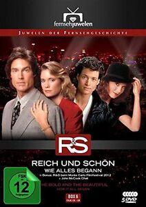 Reich-und-Schon-Box-Staffel-6-Wie-alles-begann-5-DVD-NEU-OVP