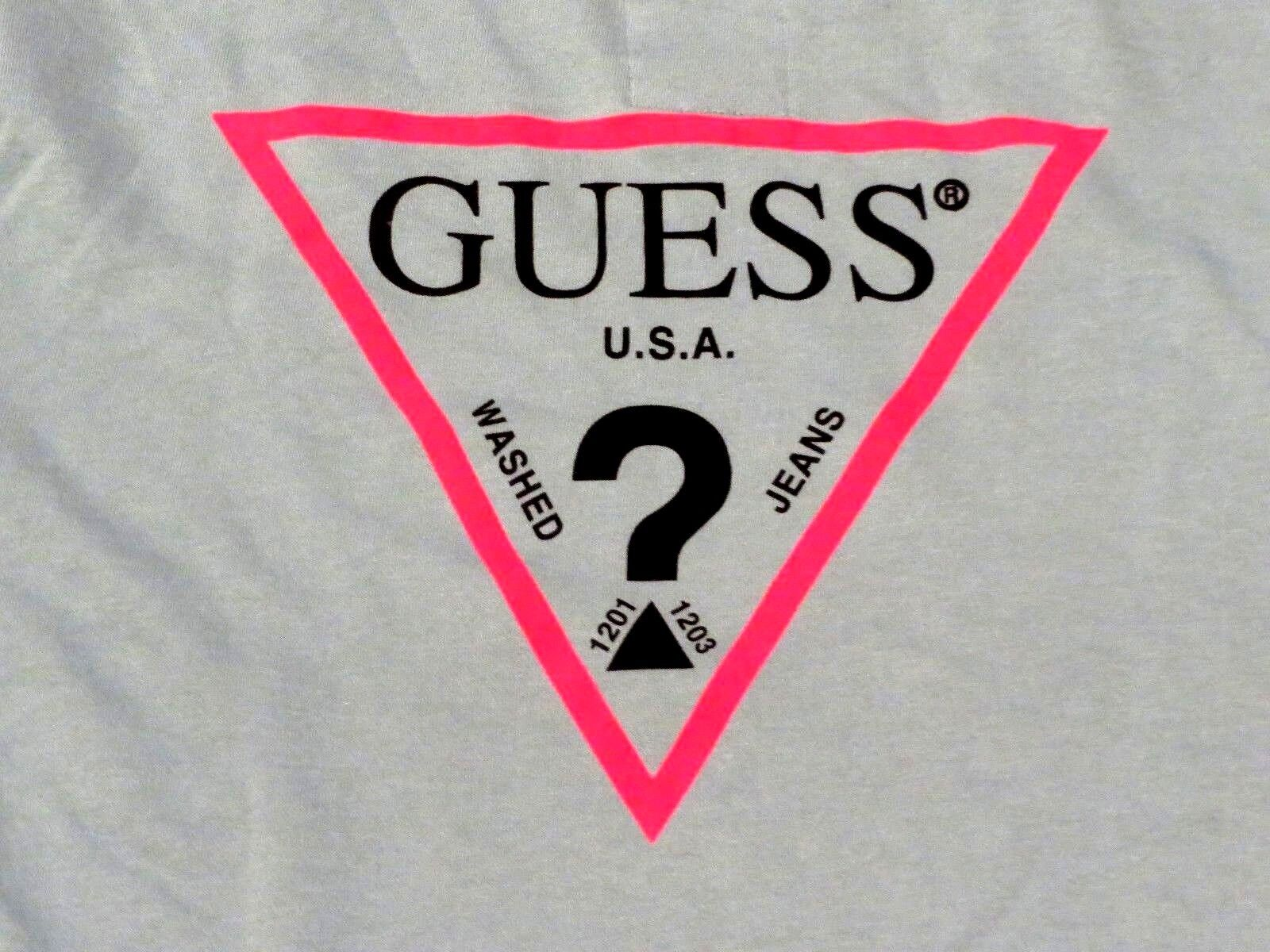 Men's Guess Jeans USA X Urban Outfitters Big Logo… - image 2