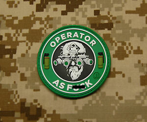 3D-PVC-Operator-As-F-k-OAF-Nation-MARSOC-Raiders-USMC-Morale-Patch-VELCRO