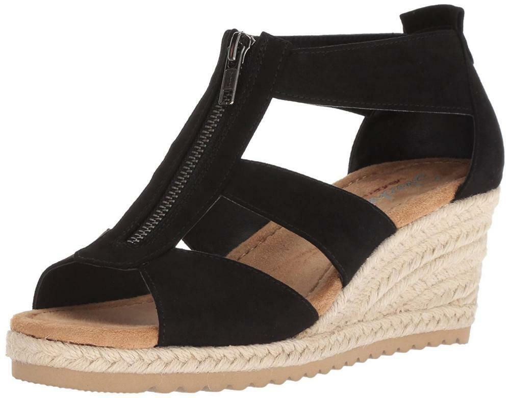 Skechers Wouomo Monarchs Wedge Sandal