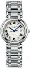 L8.113.4.71.6 Longines PrimaLuna Mother of Pearl Stainless Steel Ladies Watch