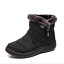 Winter-Women-Warm-Shoes-Snow-Boots-Fur-lined-Slip-On-Warm-Ankle-Shoes-Waterproof thumbnail 6
