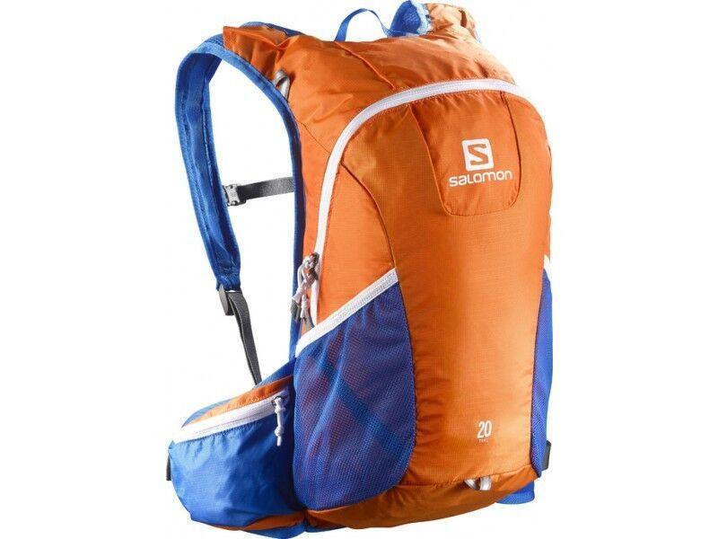 Zaino  Backpacks Al aire libre Trail Corriendo SALOMON TRAIL 20 col. clementine  auténtico
