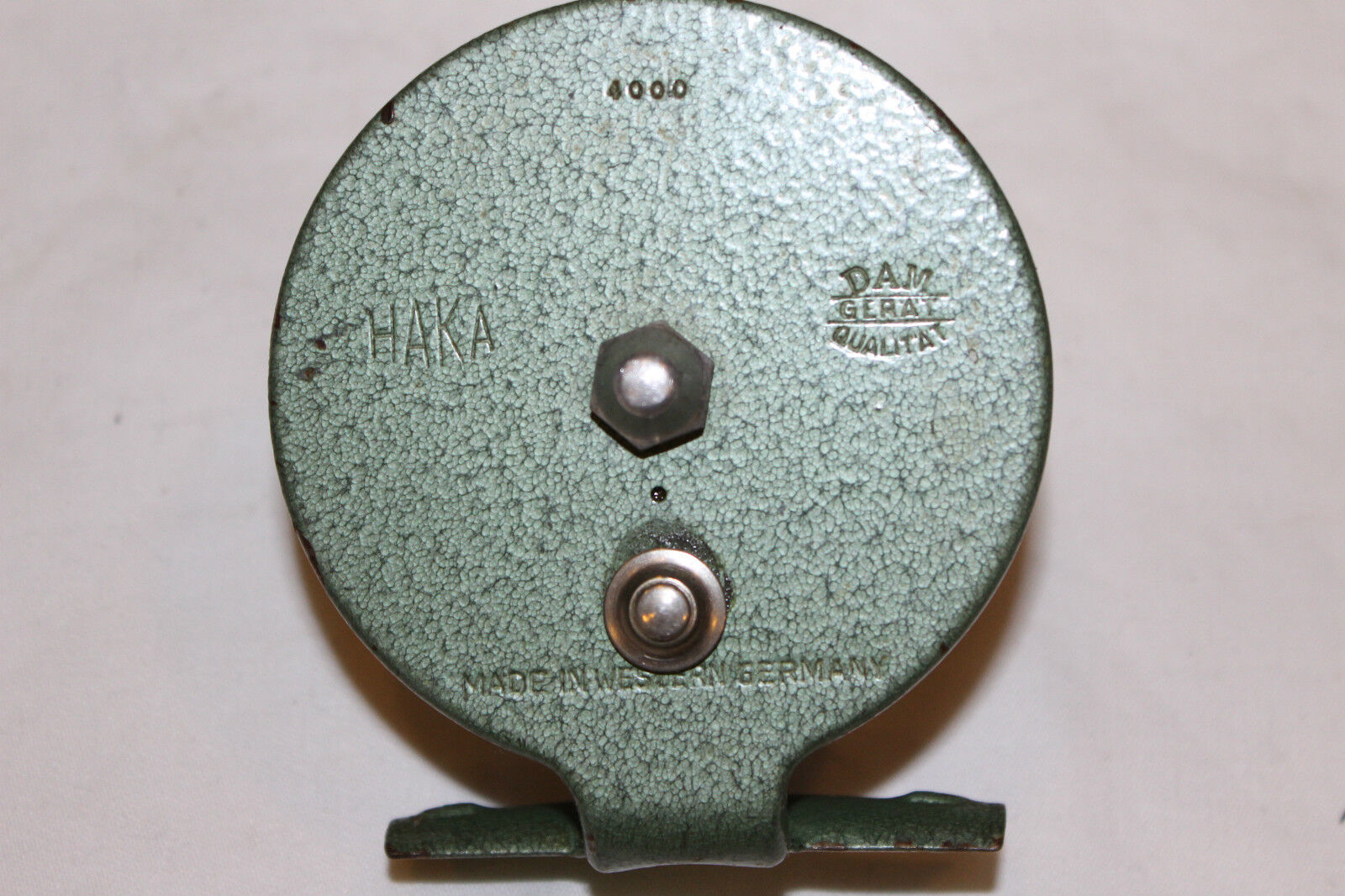 DAM  HAKA 4000- MADE IN WESTERN GERMANY- Nr.1