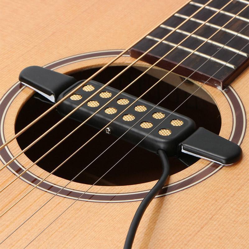 Neu 3m Anklipsen Akustische Gitarre Tonabnehmer Draht Verstärker Lautsprecher