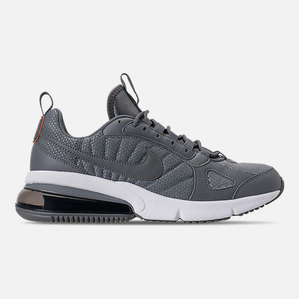 NIKE AIR MAX 270 FUTRA COOL GREY/WHITE CASUAL SHOES MEN'S SELECT YOUR SIZE Wild casual shoes