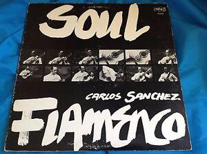 Rare-Private-LP-Carlos-Sanchez-Soul-famenco-Auto-Sony-Stereo