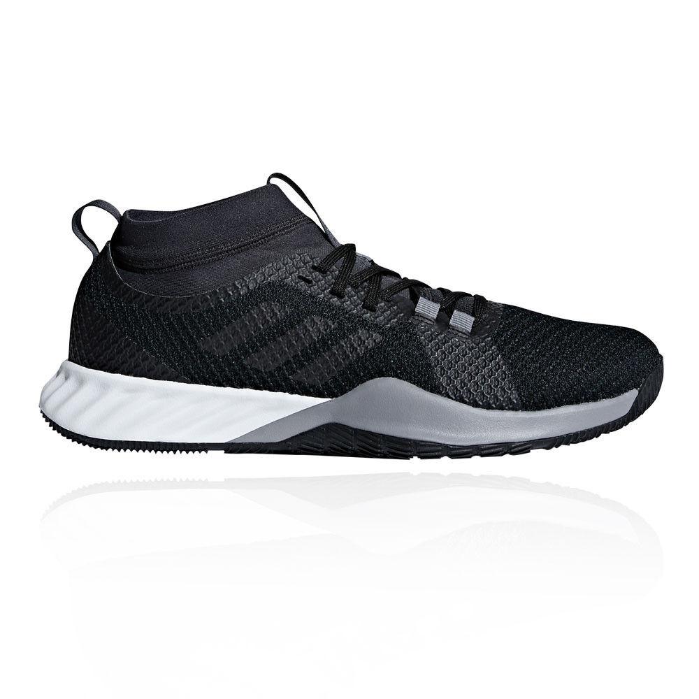 Adidas Uomo crazytrain pro palestra 3.0 scarpe nere sport palestra pro respirabile 2d2ece