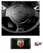 2 x Fiat Abarth 500 Scorpion Logo Decal//Sticker Any colour 100mm x 110mm