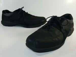 733ee688760 Abeo Mens Shoes Size 12 Mason Black Leather Casual Work Orthotic ...