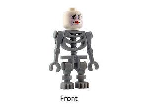 Lego graues Skelett Inquisitor skeleton Minifigur Neu
