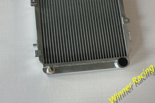 ALUMINUM RADIATOR for TOYOTA MR2 AW11 1.6L 4A-GE//GZE; AW10 3A-LU 1.L 84-89 40MM