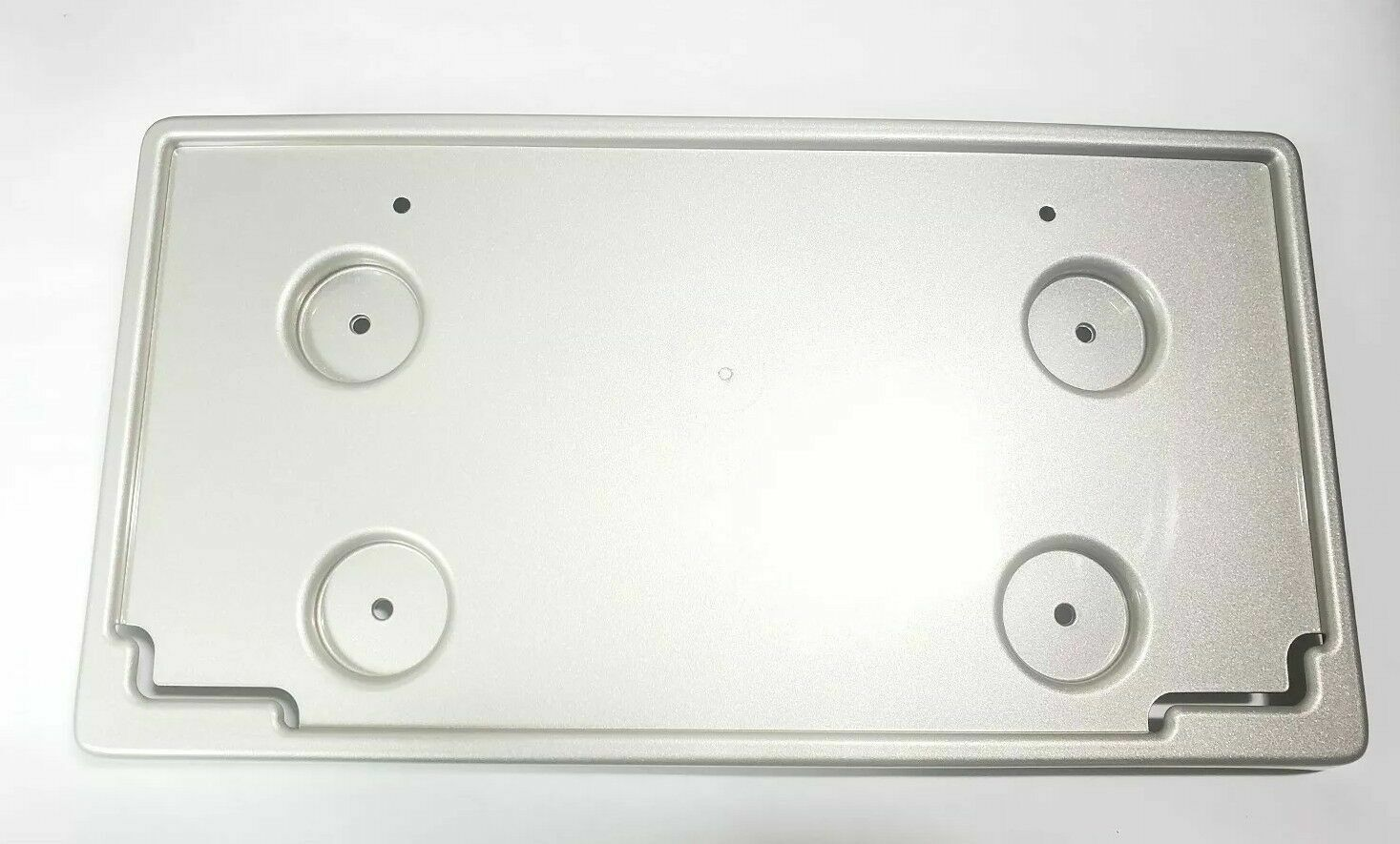 2007-2013 CADILLAC ESCALADE FRONT LICENSE PLATE MOUNTING BRACKET 15941065 GM OEM