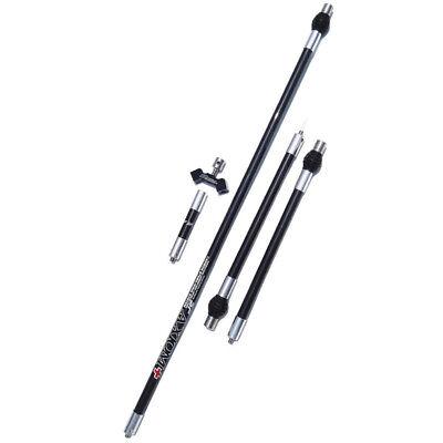 Bogenschießen Carbon Stabilisator Balance Bar Verlängerungsstange Compoundbogen