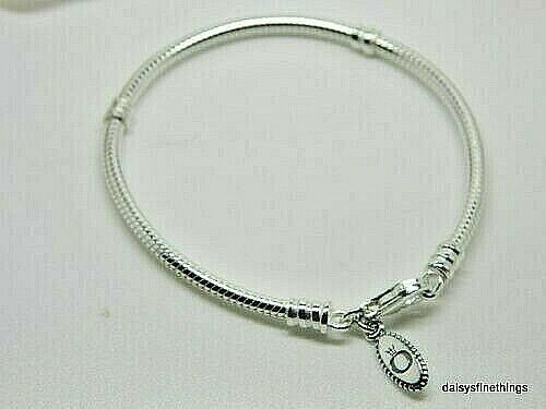 18a82b87f51 Pandora Sterling Bracelet with Lobster Claw Clasp 590700HV-21, 8.3 ...