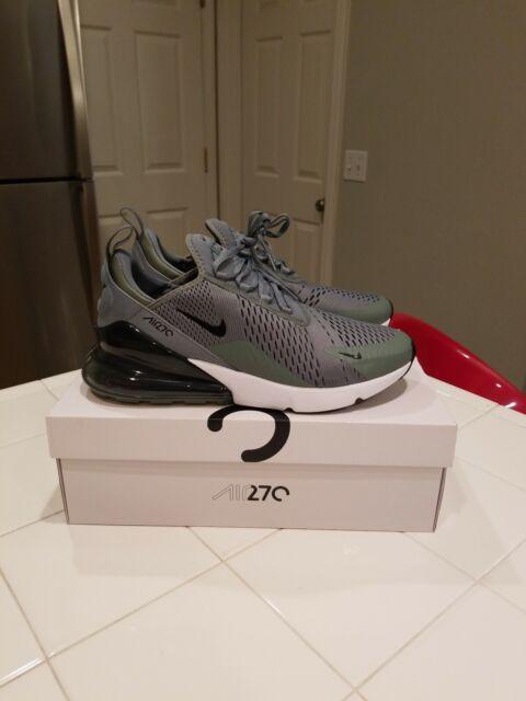 Nike Air Max 270 Clay Green Black Deep Jungle Ah8050 300 Mens Size 11
