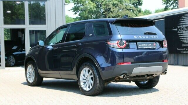 Land Rover Discovery Sport 2,0 TD4 180 HSE Luxury aut. 5d - 2.495 kr.