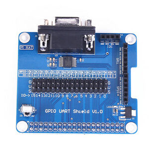 Details about GPIO UART Raspberry Pi 3B/2B/B Expansion Board Module + 40  Pin/2SPI/1I2C/RS232