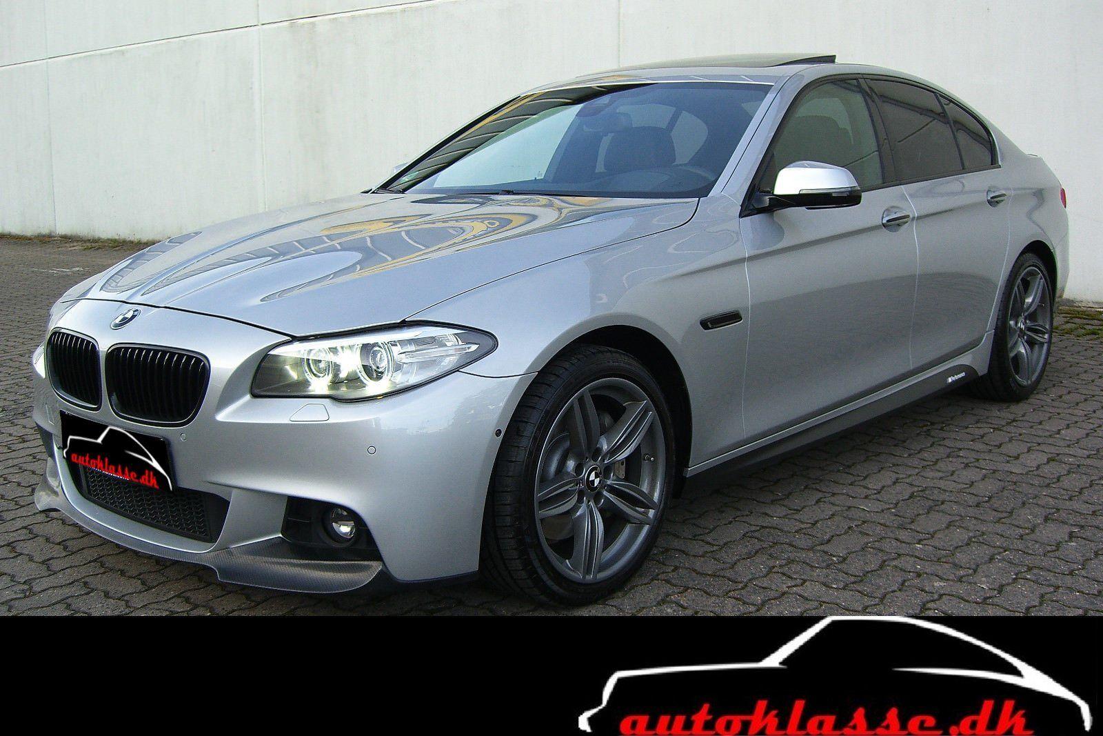 BMW 535i 3,0 xDrive aut. 4d - 3.500 kr.