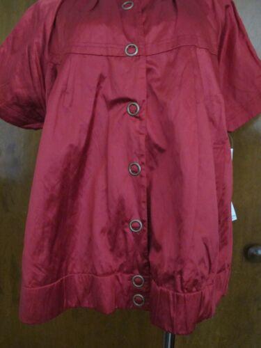 Paris Rouge Rayée Xlarge Femme 884148007684 Sharagano Taille Légère Nwt Veste dwqXdnvp
