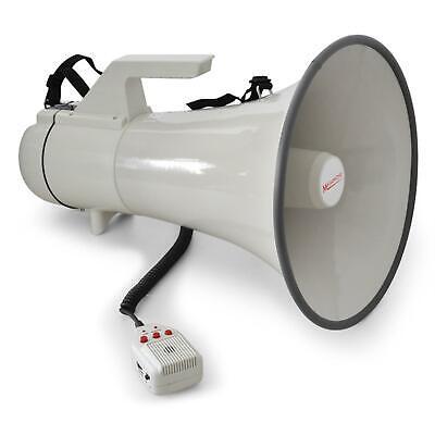 1x Megaphon Sirene Tröte  Lautsprecher Mikrofon Megaphone Megafon Verstärker