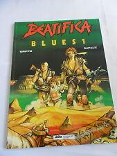 1x Comic - Beatifica Blues Nr. 1