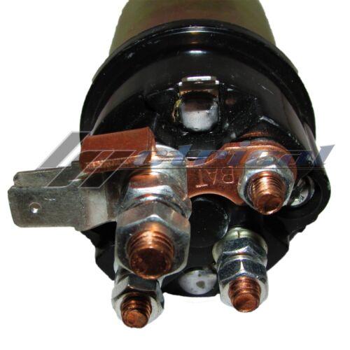 NEW STARTER SWITCH SOLENOID FOR LUCAS STARTERS M45G 2M113 MASSEY FERGUSON DENNI