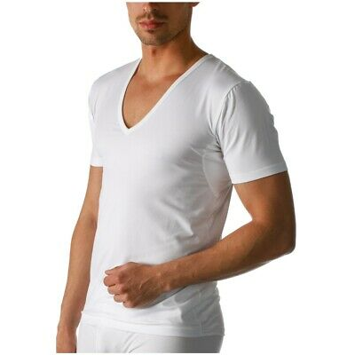 Mey Herren halbarm Unterhemd Dry Cotton Functional Business-Shirt Drunterhemd