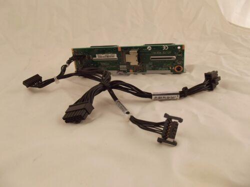 IBM 59Y3915 X3550 SAS Backplane Board w//Cables 8-2