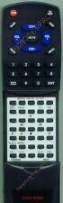 Replacement Remote for PHILIPS RC250601, CDR820, CDR785BK01, CDR800
