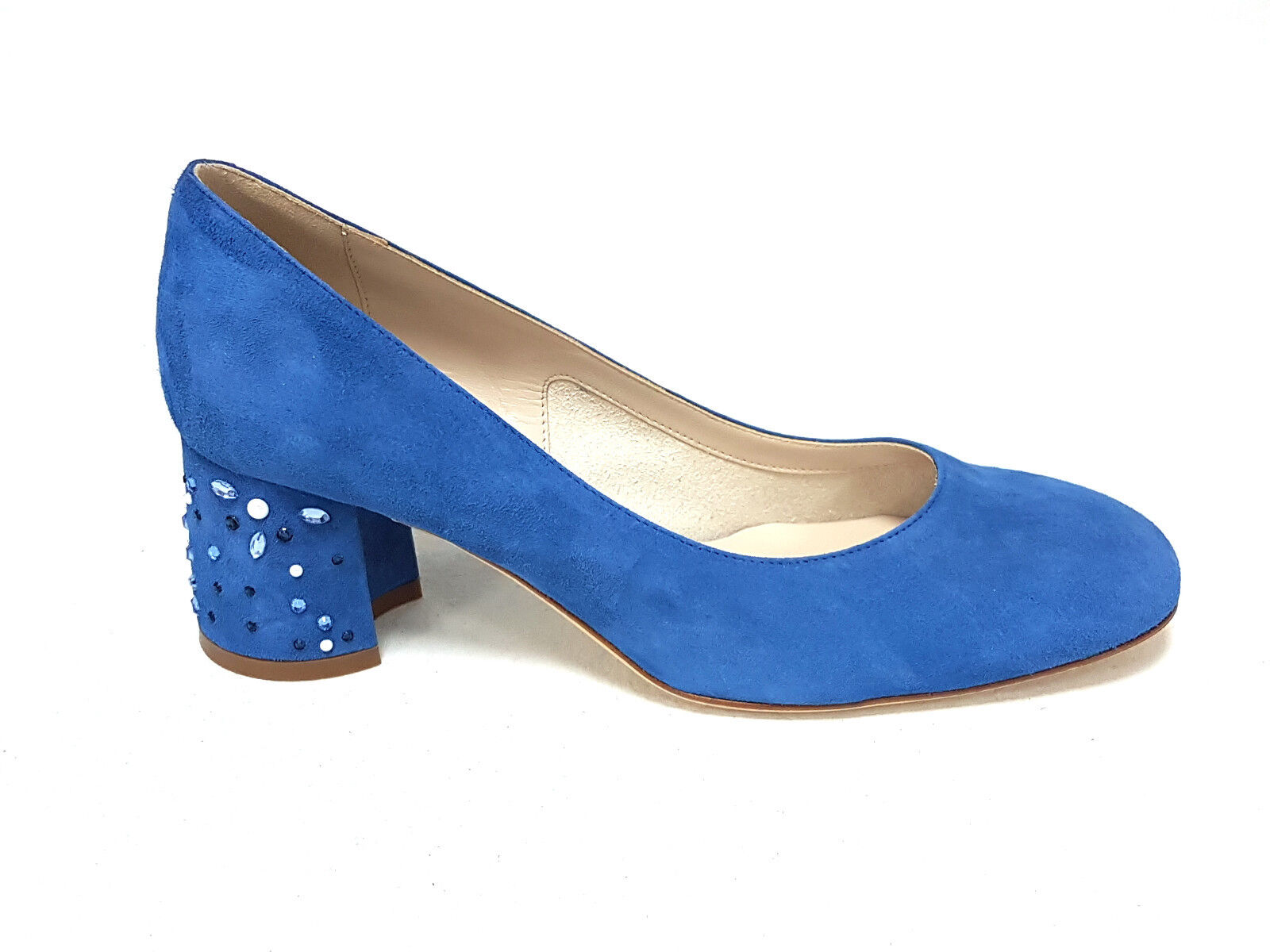 Melluso donna decoltè donna Melluso d122s deep blu n°37 beb644