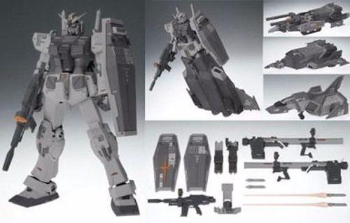 GUNDAM  FIX cifraTION  0007 G-3 G-ARMOR RX-78-3 & G-FIGTER azione cifra BeAI  costo effettivo