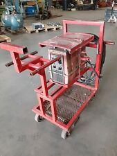 Powcon 300 Sm Portable Welding Unit 460v 3ph 20a 21 Powerampground Cord 60 Lead