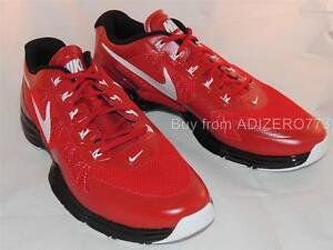 14 Nouveau Arizona Lunar Chaussures Rare 543594 Hommes Nous Nfl Cardinals Tr1 Nike 601 yfg7b6