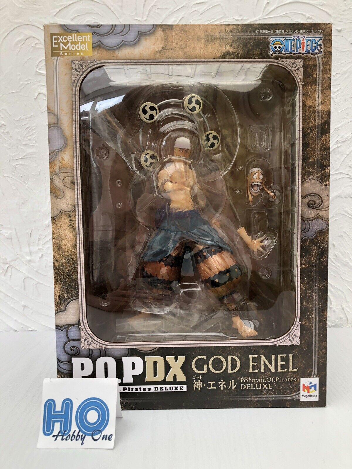 Un pezzo - DX - Dio Enel - P.O.P. (Ritratto di pirati) - Autentico