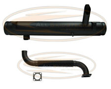 Bobcat Skid Steer Spark Arrestor Muffler / Flex Pipe / Gasket 743