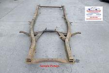 1941 1942 1946 1947 1948 Chevrolet Frame Straight Solid Amp Rust Free Fits 1948 Fleetline