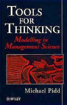 Pidd, Michael .. Tools for Thinking