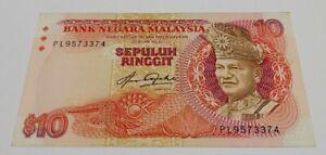 Malaysia 5th Series Taha RM10