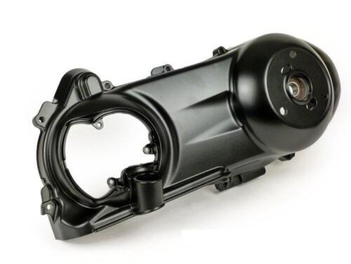 Negro mate cubierta del motor Piaggio Vespa GTS GT GTV Moto Nostra X7 X8 X9 PIAGGIO