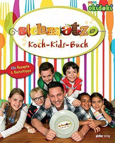 Schmatzo Koch-Kids-Buch Alle Rezepte /& Basteltipps gebundene Ausgabe