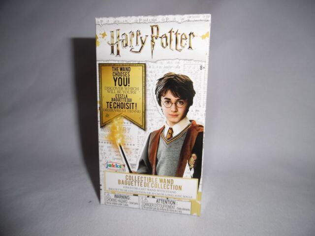 """Harry Potter Baguette 4/"""" Pouces Diecast /& support de compléter votre collection Jakks Pacific"""
