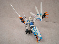 Lego Ninjago Ice Dragon Attack (2260) Glued Read Description