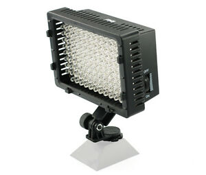Pro Vx2000 Led Video Light For Sony Vx700 Vx2100 Vx1000 Trv950 Mini Dv Camcorder 894563953954 Ebay