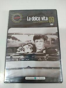 La Dolce Vita Federico Fellini Marcelo Mastroianni - DVD nuevo