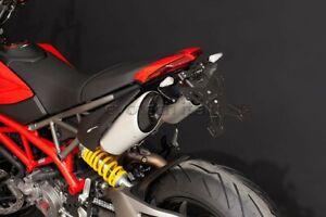 EVOTECH-Set-Plaque-Support-Couchage-Reglable-Ducati-Hypermotard-950-2019