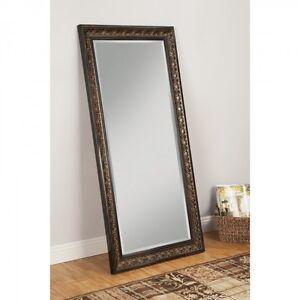 Full Length Mirror Floor Cheval Free Standing Bedroom