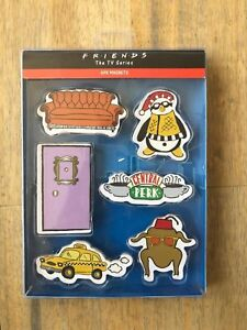 Primark Friends Fridge Magnets Home Decor New Decoration Central