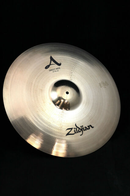 zildjian a20079 21 sweet ride cymbal brilliant used event model for sale online. Black Bedroom Furniture Sets. Home Design Ideas